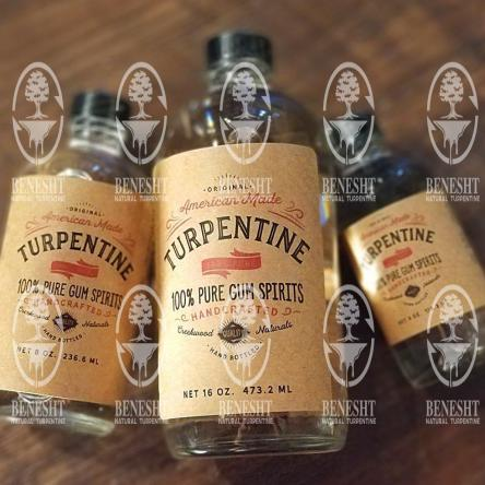 Where to Buy Turpentine Pure Gum?